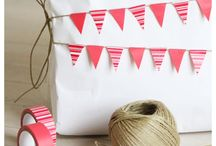 Brown Paper Packages Tied up with String... / Pretty packages and gift wrapping ideas.