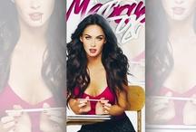 Megan Fox / Megan Denise Fox ist eine US-amerikanische Schauspielerin und sexy Model.