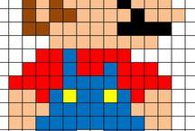 Τέχνη με pixel minecraft