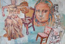 Ilustration painting - Sylwia Godowska