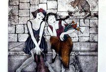 Art of Anine Barnard