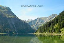 Austria / Travel lust, specific to Austria