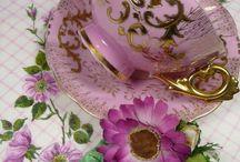 porcelán - hrnečky