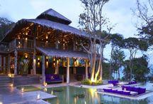 Six Senses Yao Noi / Six Senses Yao Noi sits on an island beyond Phuket in Phang Nga Bay. The highest benchmark for island resort living in Asia.