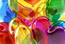 Balloons / by Jill Davis