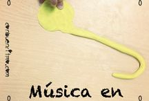 música en infantil