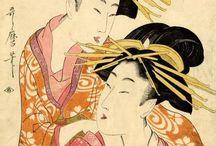 日本・浮世絵(ukiyo-e)