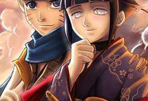Hinata i Naruto