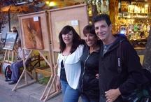 Noche de las artes en San Martín de los Andes