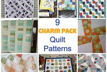 More FREE Quilting Tutorials / by Michele Foster