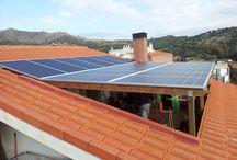 Autoconsumo / Energia solar fotovoltaica para el autoconsumo. Ahorre electricidad generando su propia energia.