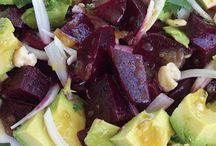 Food - Salads!