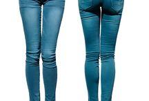 Spodnie Jeans Rurki Morskie Skinny #244 FASHIONAVENUE.PL
