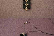 Smykker med perler