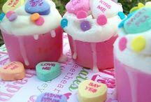 perfumed candles, waxtarts... ideas