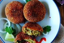 Indian chicken cutlet