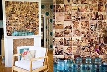 Photo walls and display / by Karen Roberts Photography