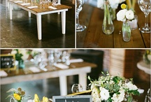 Wedding decor / by Kimmy Oentojo