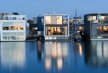.: Water houses :.