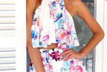 Tropical Fashion