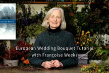 how-to videos / step-by-step flower arranging