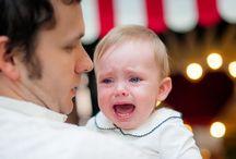 plačící děti utišit