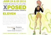 XPosed Fashion Show Toronto