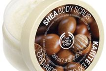 Shea all the Way / Go nuts! This super-moisturising range is all made with creamy shea butter, Ghana's beauty secret. / by The Body Shop