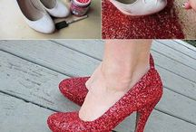 Upcycle shoes!
