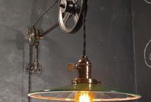 Lampa kuchnia