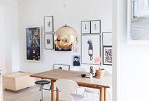 Bilder på vegg