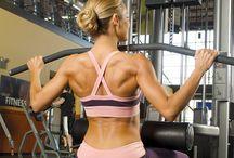 Fitness Awesomeness / by Jennifer Walpole