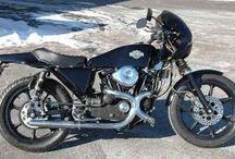 Harley xlcr 1000