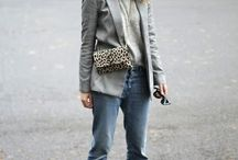 Street style / by Nikki Deal