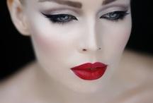 makeup / by Sierra Widget