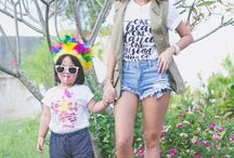 Mommy & Daughter Outfit Ideas