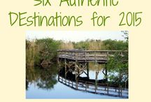 Six Places to Visit for 2015 / Six Authentic Florida places to go in 2015
