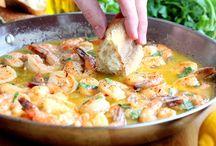 seafood love!