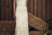 Wedding Dress - Embelishment