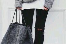 Grey Look