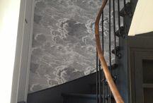 Pièce : Escalier