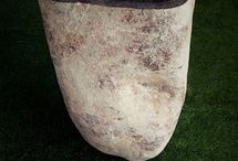Natural stone pedestal sink - freestanding stone wash basin / Natural stone pedestal sink - freestanding stone wash basin. Although we are living in the 21st century, some things remain eternal - carved from a natural stone in pristine Indonesia handmade pedestal stone sinks . Because nature's charm is simply timeless and irreplaceable. We are looking for importers in your country...  Standing stone basin from Lu4home™ made in on pice rock stone