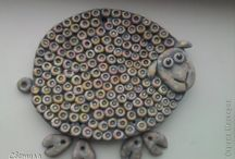 keramika -ovca