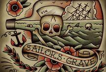 sail tatoos