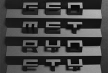 Typography / by Henry Liau