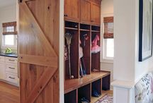 Mud Rooms / Different Styles of Mud Rooms