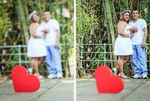 A hora do SIM / alguns casamentos que já fotografei