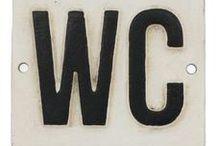 T h e. W C / pretty powder rooms and such / by p h o e b e
