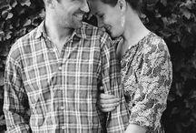 Posing - same height couples