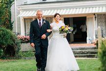 Libby + Jeff, TYRONE FARM, BARN WEDDING, NEW ENGLAND, CONNECTICUT / Relaxed, Farm Wedding, Barn Wedding, Connecticut, Wild Flowers, Bright Colors, New England